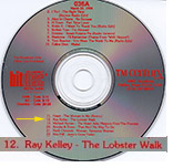 Lobster Walk on TM Century CD radio hits